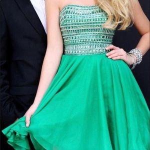 Sherri hill jr prom dress
